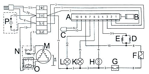 B - терминал управления.  K и L -лампы освещения.  Холодильники с электронным управлением заслуживают...